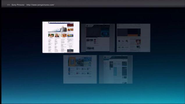 PS3 optimerede hjemmesider