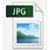 JPG Fileformat Ikon